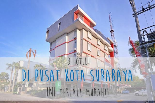 hotel di surabaya