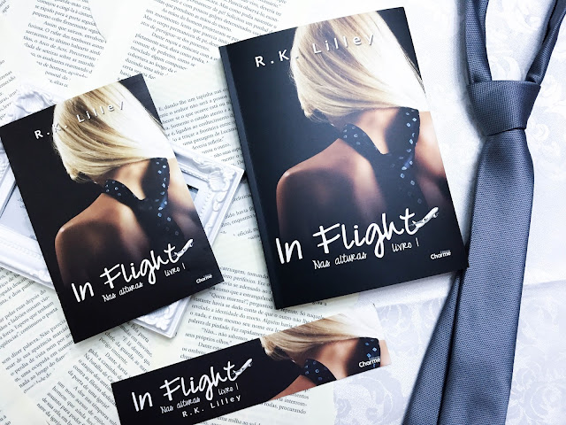 [Resenha] In Flight | R.K. Lilley