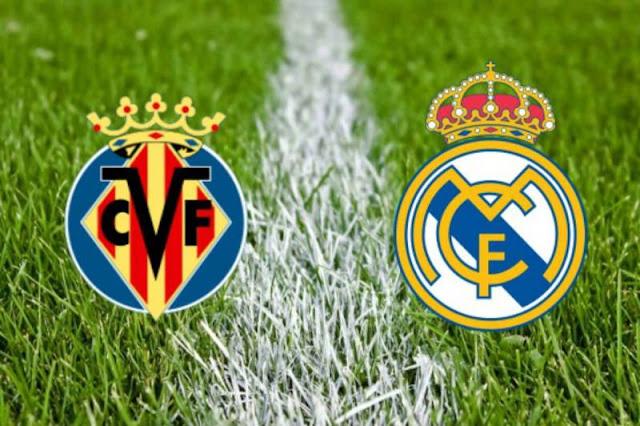 نتيجة مباراة ريال مدريد 0-1 فياريال اليوم السبت 13-1-2018 في الدوري الاسباني