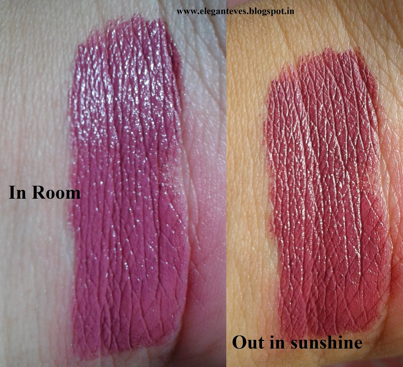 Maybelline Color Show Lipstick #404 Forever Mauve