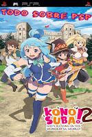 Kono Subarashii Sekai ni Shukufuku wo! 2 [Anime]