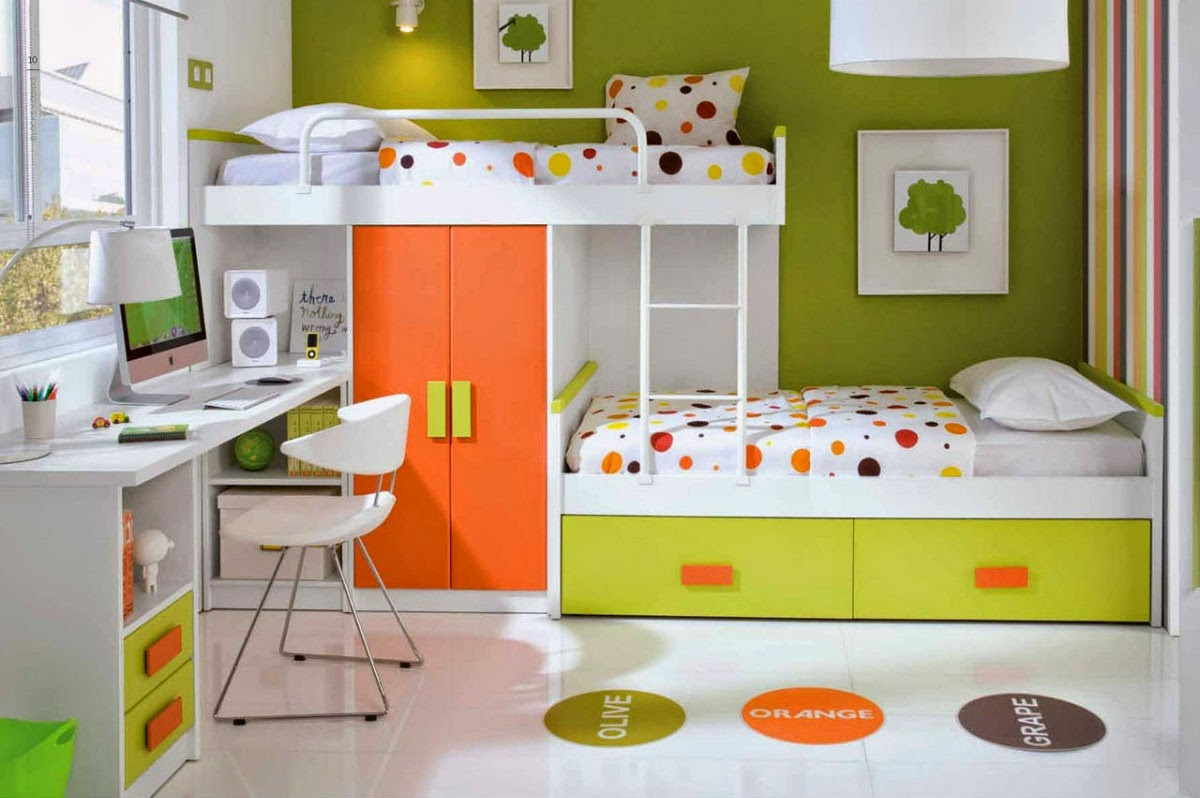 Decoraci n de dormitorios infantiles decoraci n de for Decoracion habitacion infantil