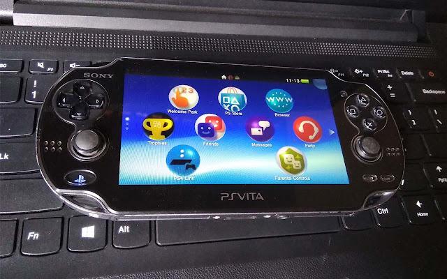 PS Vita di tokopedia masih sekitar 1,5jt keatas