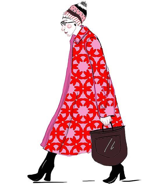 Ilustración de Luisa Fernanda Castellanos