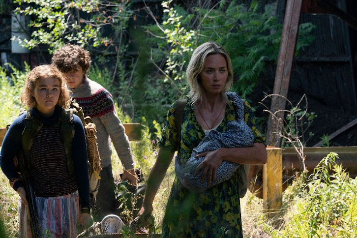 MOVIES: A Quiet Place 2 - News Roundup *Updated 6th May 2021*