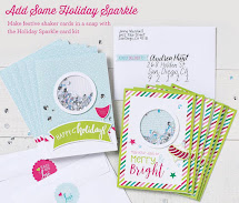 Holiday Sparkle Card Kit!