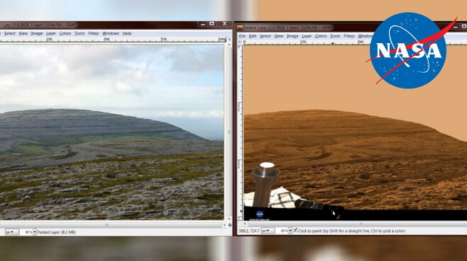 "NASA Mars Hoax: ""Rover"" Is On Devon Island, Canada? You Decide"