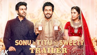 Kartik Aaryan, Nushrat Bharucha, Sunny Singh film Sonu Ke Titu Ki Sweety Crosses enterd in Bollywood 100 Cores Club in 25 Days