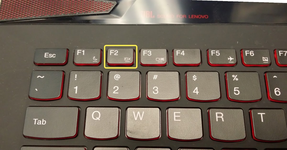 How to fix your PC for free: How to Boot from USB Lenovo Y50-70
