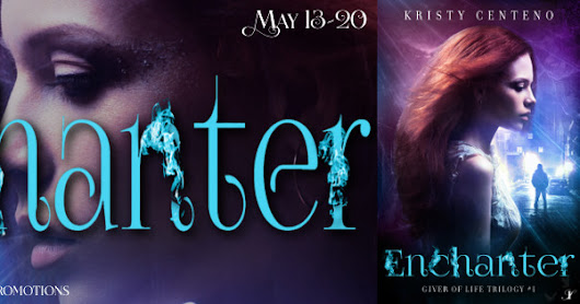 Release Tour + Review + #Giveaway: Enchanter by Kristy Centeno @KrissyGirl122 @MoBPromos