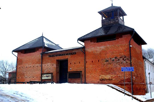 Troki - muzeum historyczne