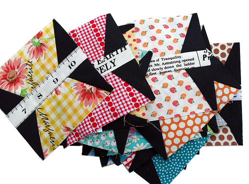 Butterfly Block Tutorial - Red Pepper Quilts