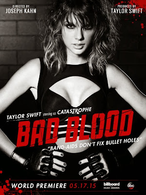 Bad Blood Taylor Swift Catastrophe