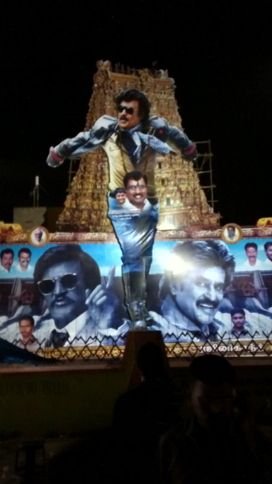 Super Star Rajini Poster in Hosur