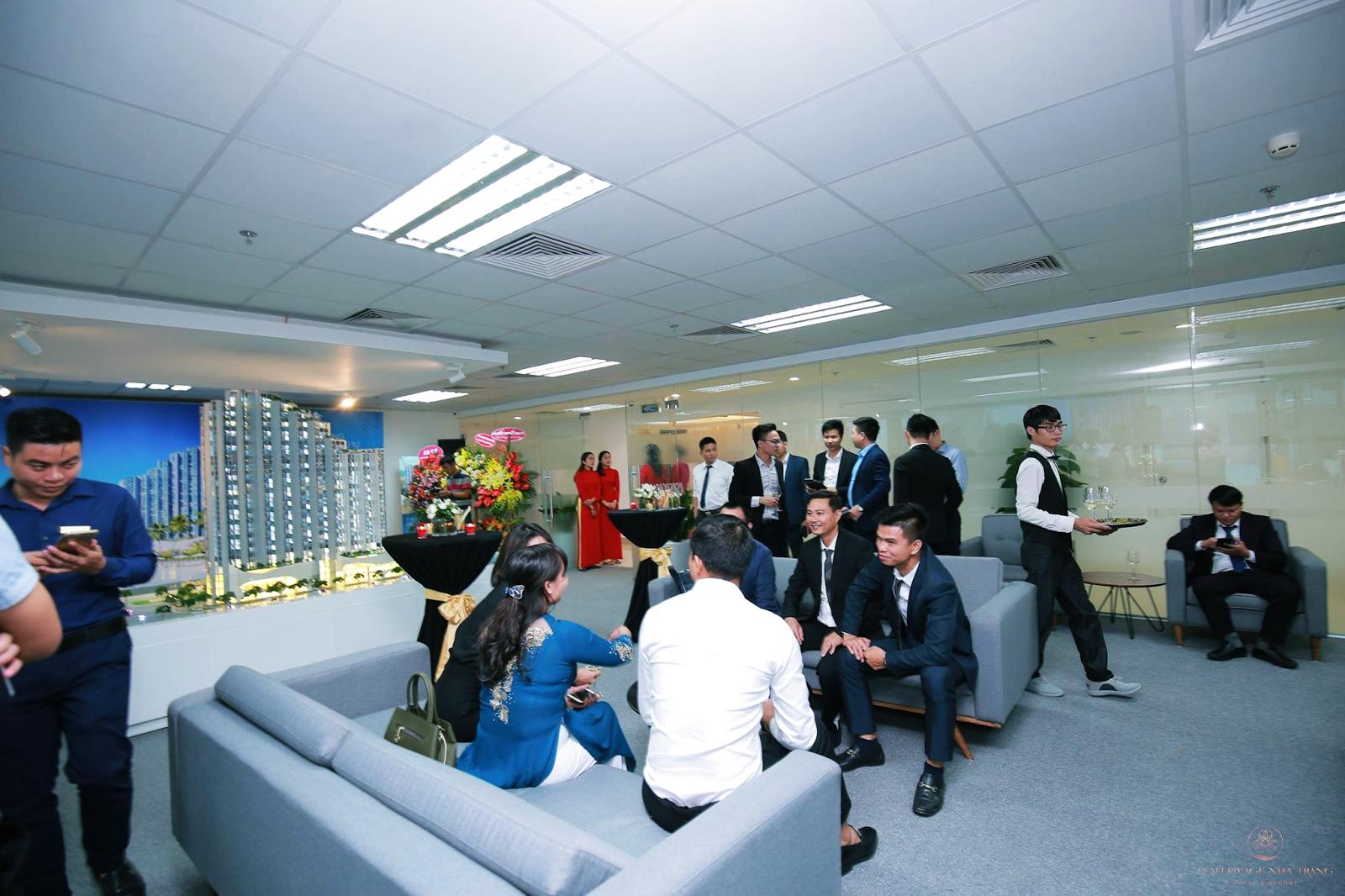Khai trương văn phòng bán hàng của dự án Beau Rivage Trần Phú