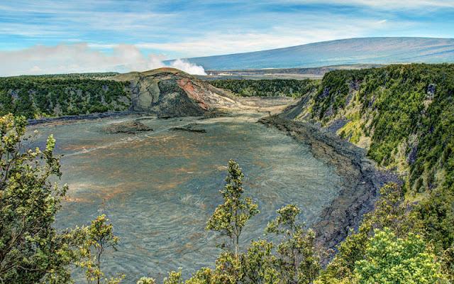 Wisata Geologi Gunung Berapi di Amerika Serikat
