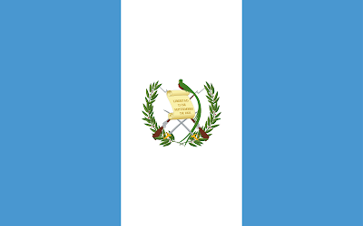 National Flag of Guatemala