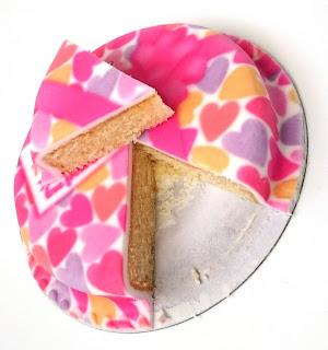 Baker Days Vanilla Sponge