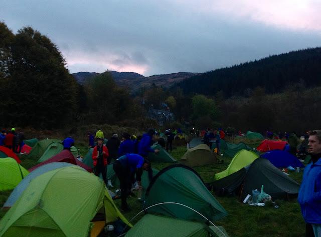OMM Campsite Scotland