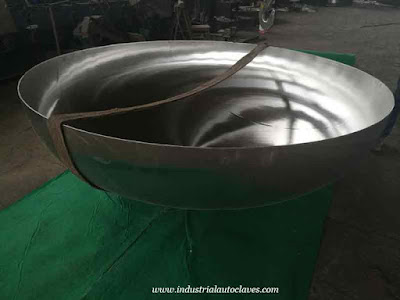 Pakistan Customer Showed Interested in Tank Dome Ends 1