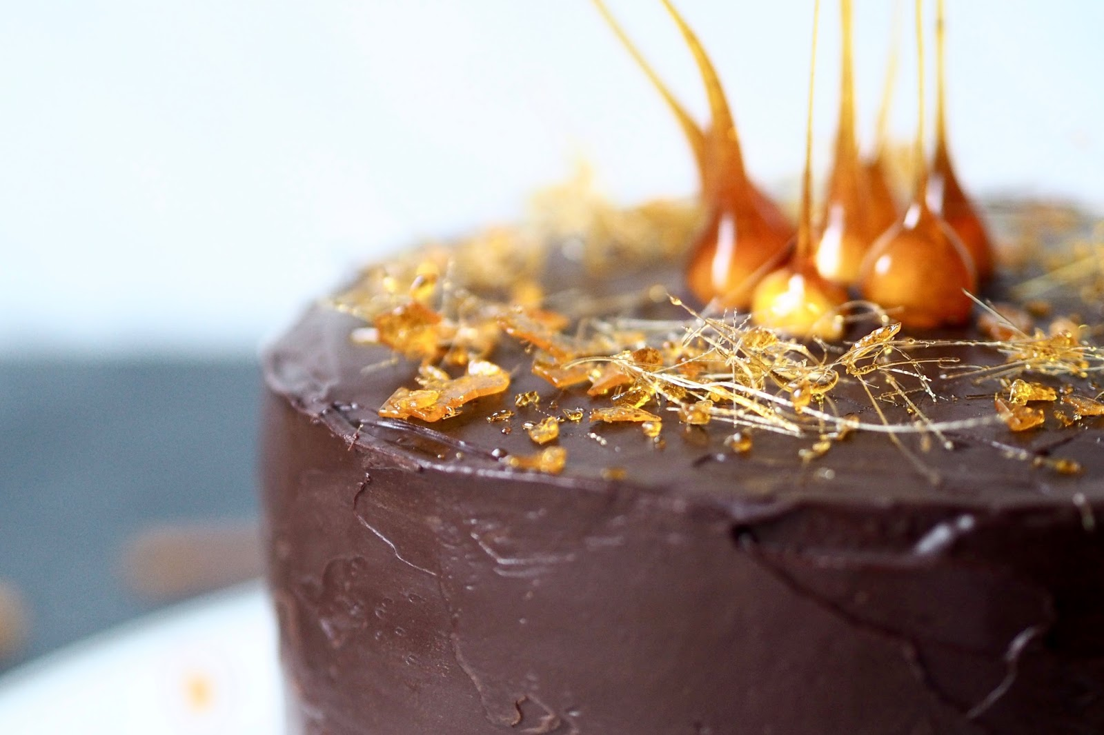 CHOCOLATE CAKE / KITCHEN AND THE CITY 5