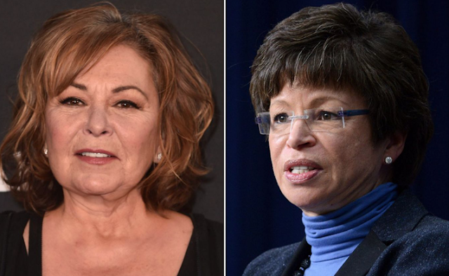 Valerie Jarrett addresses Roseanne Barr's racist tweets in MSNBC town hall