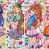 Winx Club School Season 7 Wallpaper