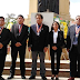 ALCALDES DE REGIÓN ICA INTERCAMBIARON REGALOS Y PARTICIPARON EN EL DESFILE POR EL DÍA DE LA IDENTIDAD E INTEGRACIÓN CULTURAL EN PISCO