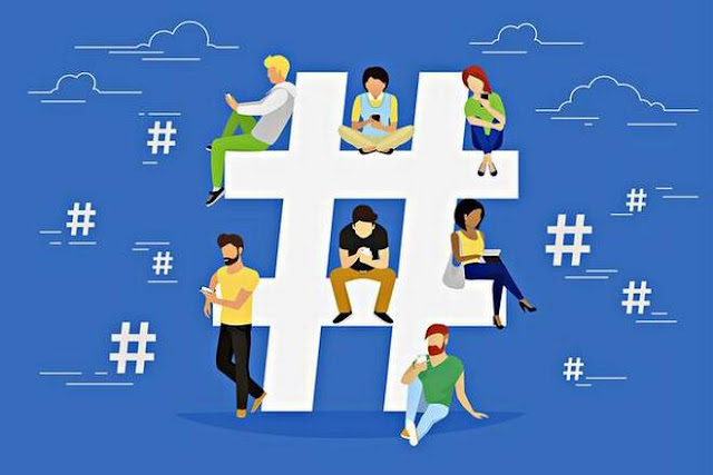 Know all about hashtags - how they work,  how to use them and where, and some interesting trivia #backpacknxplore #bloggerscorner #BloggingTips