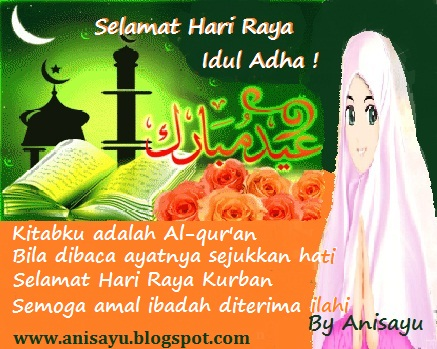Kumpulan Pantun Ucapan Selamat Hari Raya Idul Adha All By Anisayu