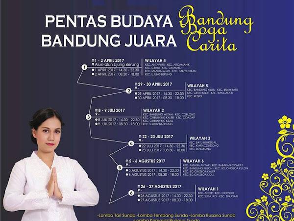Event Bandung Boga Carita 2017