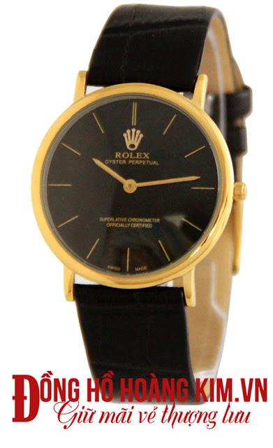 Đồng hồ nam dây da giá dưới 1 triệu rẻ nhất hà nội
