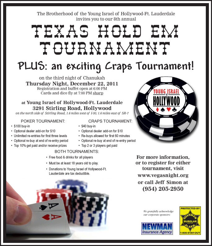 Texas Hold'em Tournament