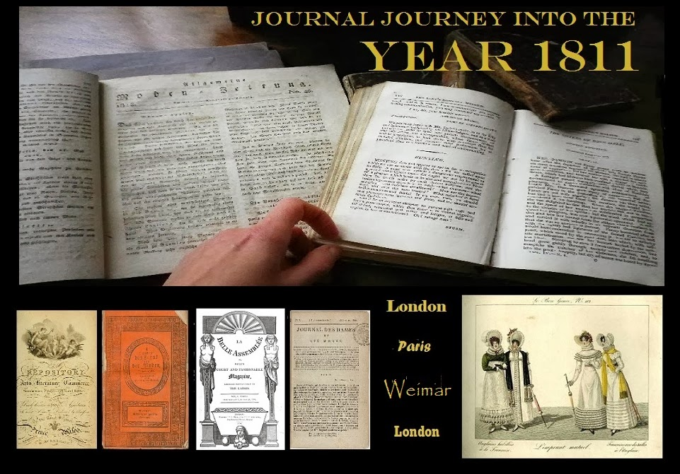 Journal Journey into the Year 1811