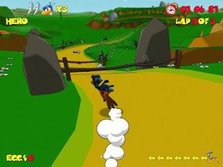 تحميل لعبة Ostrich Runners سباق النعام
