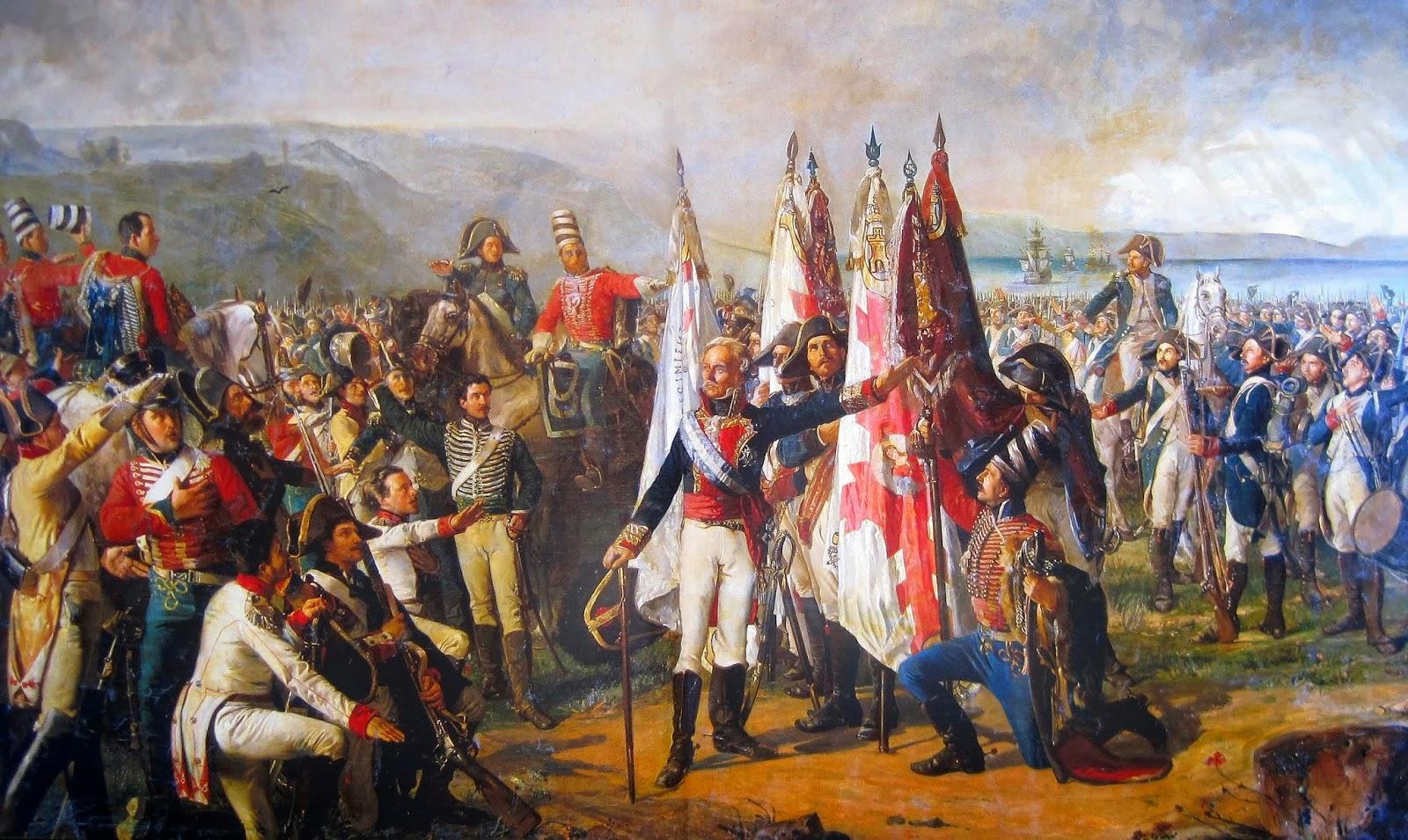 El Hoyo de Pinares-Fondo Documental: Un hoyanco, combatiente en Dinamarca ( 1808)