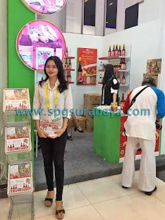 agency spg event surabaya, agency usher surabaya, agency model surabaya, spg event surabaya dalam pameran di grand city surabaya