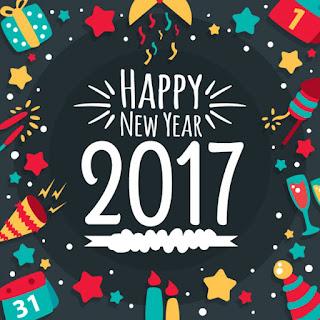Gambar pic DP BBM tahun baru 2017 lucu keren