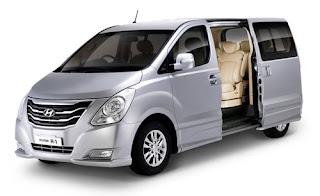 Eksterior Hyundai H1