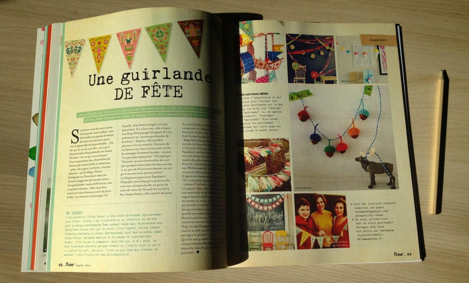 Flow magazine version française