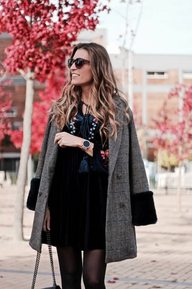 prince of wales and velvet coat