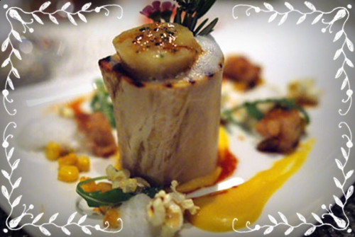 Atractii turistice PARIS Restaurantul Guy Savoy
