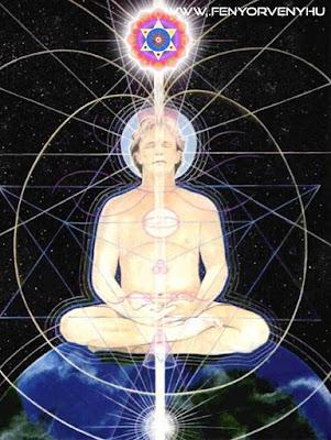 A pránacső vagy pránavezeték, más néven ANTAHKARANA vagyis szivárványhíd