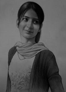 indian-girl-pencil-portrait