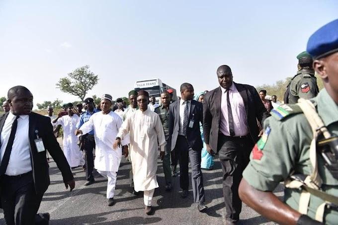 El-Rufai's convoy foils kidnapping along Kaduna-Abuja road