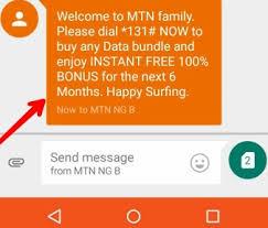 Mtn 100% Data Bonus Via IMEI Tweaking