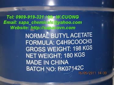NORMAL BUTYL ACETATE (BAC /N-BAC)