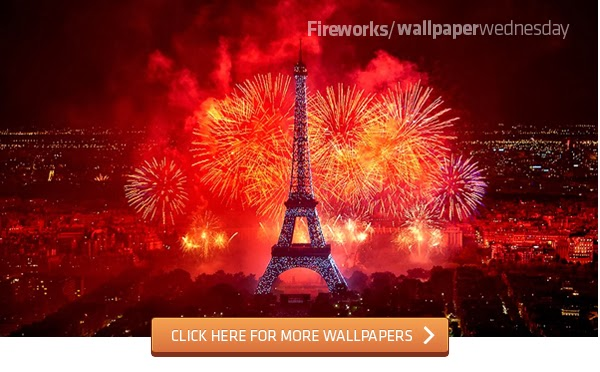 16 Stunning Fireworks Wallpapers For Your Desktop
