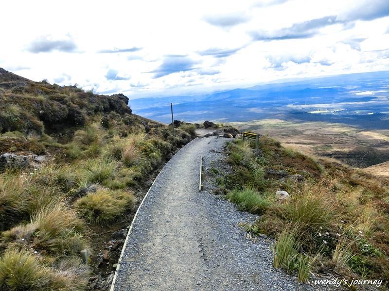 紐西蘭Tongariro Alpine Crossing
