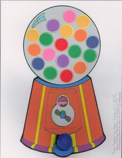 Patterson Art Masterpiece Kindergarten - Thiebaud Three Machines